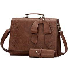 SOSATCHEL Women Leather Messenger Laptop Shoulder Bag Briefcase Satchel  Purse  fashion  clothing  shoes  accessories  mensaccessories  bags (ebay  link) f6d3266087