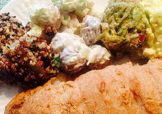 Satisfying Summer Sandwich and Salad Sandwiches, Salad, Summer, Blog, Salads, Blogging, Paninis, Lettuce, Summer Time
