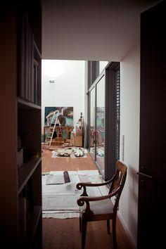 Atelier of Xenia Hausner