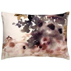 En Casa By Luli Sanchez Watercolor Lumbar Pillow | Wayfair