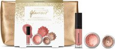 bareMinerals Starstruck Glamour 3 Pc Collection For Eyes, Face and Lips Plus Makeup Bag #ad