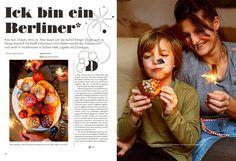 Wir machen unsere Berliner selbst. Wie das geht, steht in der Nido 1/17. Foto: Charlotte Schreiber