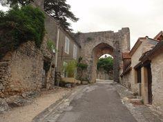 Porte de lHôpital, Rocamadour