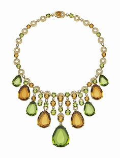 Bulgari / oh I should so have this, it is both of my kids birthstones