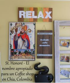 Honoré coffee shop offers a fantastic patio to relax and enjoy coffee along with great things to eat. Pastry Board, Relax, Bread And Pastries, Cool Names, Savory Pastry, Choux Pastry, Coffee Shop, Gallery Wall, Fancy