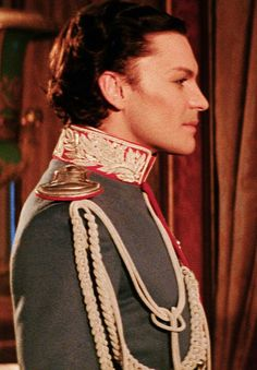 """Helmut Berger in """"Ludwig""""."""