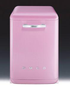 frigo rose un frigo et une cuisini re rose avec smeg. Black Bedroom Furniture Sets. Home Design Ideas