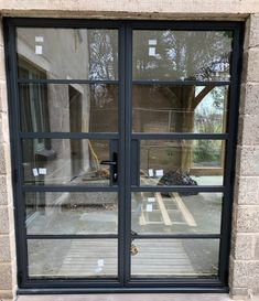 Classic and Crittall Style Aluminium French Doors Supply at Affordable Prices. Durable, Energy Efficient, Delivered in UK.