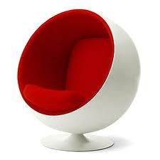 Ball chair, it fits me perfectly