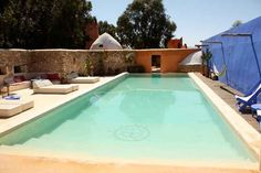 Riad Baoussala -Essaouira / The Pool