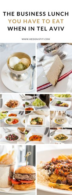 The Norman Tel Aviv - Fantastic lunch menu in Tel Aviv, Israel | great restaurants | Israeli food | Israeli cousin | Click through to read the full review @ www.hedonistit.com