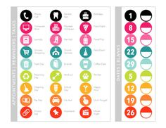 My-2016-Planner-with-Printable-Labels-21.jpg 600×464 pixeles