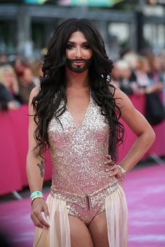 The #Eurovision Song Reviews: Conchita Wurst won for Austria at Eurovision 2014. Unbelievable!
