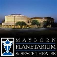 A place to visit in Texas. The Planetarium! Spend time with family and friends this holiday season!