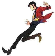 Lupin the Third Fantasy Character, Character Art, Character Design, Gesture Drawing, Drawing Poses, Character Development, Character Poses, Studio Ghibli, Tms Entertainment