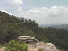 White Rock Mountain, Arkansas