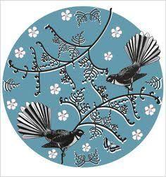 Image result for koru fantail tattoo