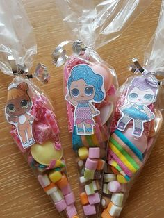 LOL Surprise Dolls Candy for candy table set up