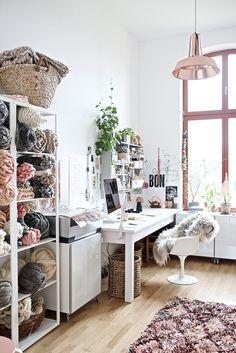 Como montar seu Atelier de acordo com o seu segmento - Industria Textil e do Vestuário - Textile Industry - Ano VIII