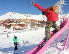 Rock On Snowboard   Avoriaz