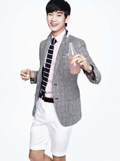 Kim Soo Hyun Bares His Legs For ZIOZIA's Summer 2013 Campaign (UPDATED) | Couch Kimchi지바카라 sk8000.com 지바카라 지바카라지바카라 지바카라