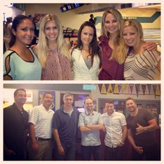 The Titan SEO team was throwing strikes for a charity bowling event