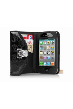 My next purchase Michael khors iPhone 4S wallet with strap  it