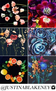 For botanical inspirations, follow @justinablakeney on Instagram!