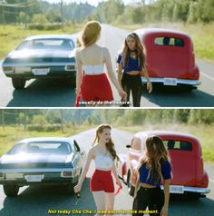 "Riverdale 2x06 - ""Not today Cha Cha."""