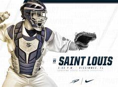 Toledo Baseball Gameday Graphics on Behance Baseball Games, Sports Baseball, College Basketball, Kids Sports, Football, Sport Inspiration, Graphic Design Inspiration, Design Ideas, National Signing Day
