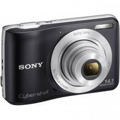 Best value: Sony Cybershot Digital Camera Sony Digital Camera, Cameras For Sale, Fujifilm Instax Mini, Lens, Cyber, Cheese, Black, Black People, Klance