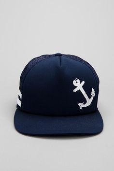 d201b78852e Toddland Anchor Trucker Hat