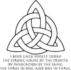 This is the symbol of the Rangers. Each Ranger has a pendent of it and most have the symbol stamped on their weapons and shields. Some, like Jelina, have it tattooed on their bodies (Triquetra, ancient Celtic symbol of the Goddess) Irish Symbols, Celtic Symbols, Celtic Art, Ancient Symbols, Celtic Knots, Trinity Symbol, Trinity Tattoo, Trinity Knot, Triquetra