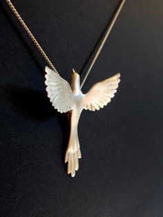 Hey, I found this really awesome Etsy listing at https://www.etsy.com/listing/126395265/exotic-bird-jewelry-handmade-necklace