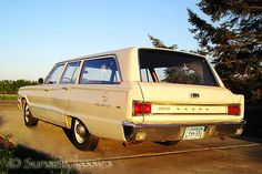 I love station wagons!