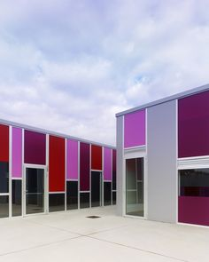 Infant School, A Parda. Pontevedra. Spain by AimO www.aimoarquitectura.com