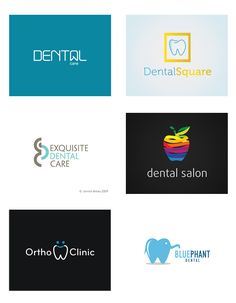 dental 30 Dental Logo Design Inspiration