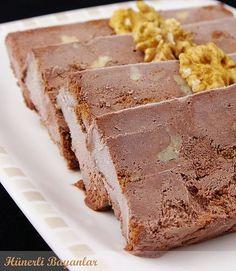 Kahveli Cevizli Parfe- denendi nefis oluyor :) My Recipes, Cake Recipes, Favorite Recipes, Pasta Cake, Cheesecake, Parfait Recipes, Recipe Mix, Turkish Recipes, Ice Cream Recipes