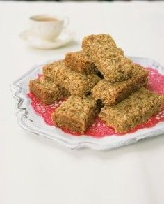Mary Berry's delicious flapjacks