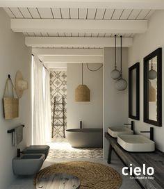 Outrora superfícies discretas, as paredes ganham protagonismo no design de…