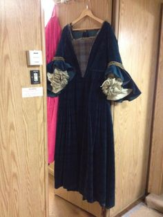 Diana Gabaldon's costume for Outlander
