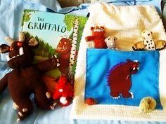 Gruffalo #howto #tutorial