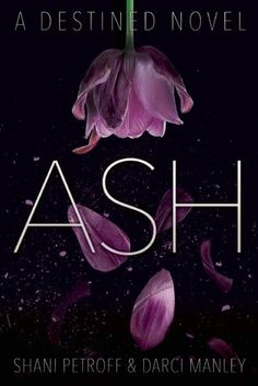 """Cover Lovers #18: """"ASH"""" by Shani Petroff & Darci Manley"""