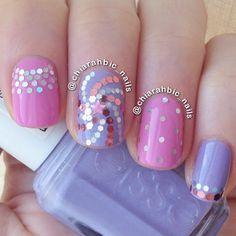 Instagram photo by chiarahbic_nails #nail #nails #nailart