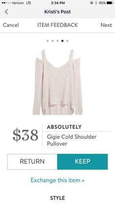 I love this top but I worry it's getting too warm in St. Louis to really get the most out of it?