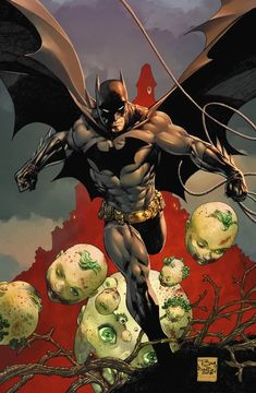 The Arkham Knight arrives in DC Comics' April releases, along with Heroes in Crisis' penultimate chapter, a Teen Titans crossover and lots more. Comic Book Artists, Comic Artist, Comic Books Art, Batman Dark, Batman The Dark Knight, Batman Comics, Dc Comics, Cosmic Comics, Batman 2019