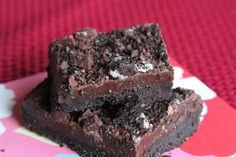 Home Kine Grindz: Oreo Chocolate Fudge