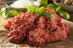 Preppers - If you're looking for frugal ways to bulk up your prepper pantry, look no further than the humble package of ground beef.