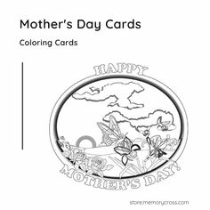 Mothers Day Special, Special Gifts, Mothers Day Coloring Cards, Mothersday Cards, Triangle Earrings, Glass Earrings, Color Card, Card Sizes, Gift Guide