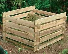 comprehensive list of home composting systems (bin, container, wood, multi, etc)